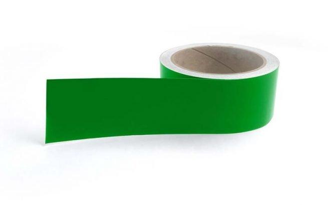 Green Boat Stripes
