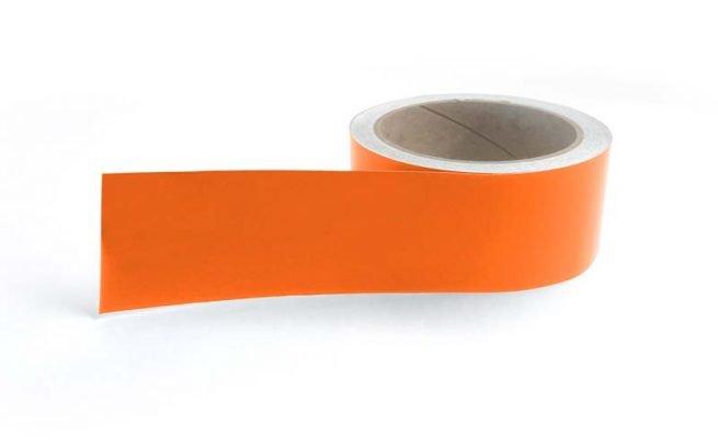 Orange Boat Stripes